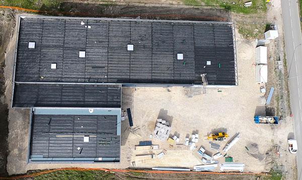 photo drone avancement chantier 9